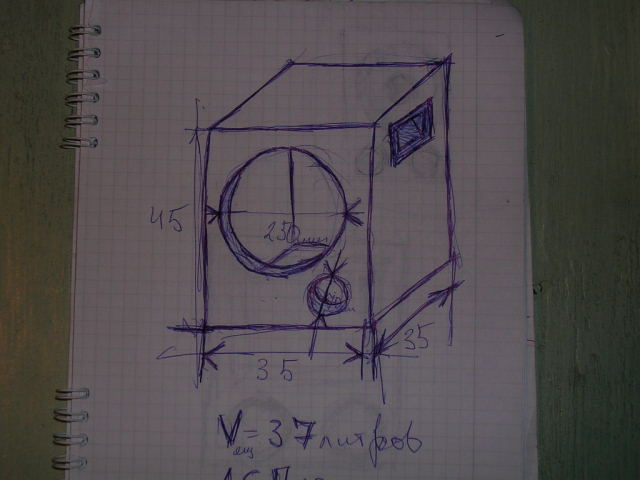 Как сделать самодельный динамик для сабвуфера